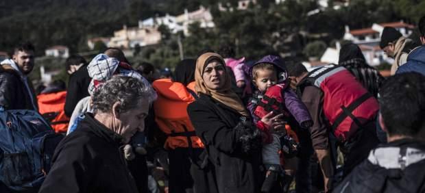 El cierre de fronteras a los refugiados no detiene el tráfico de personas en Europa
