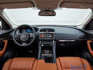 Jaguar F-Pace, el coche con pulsera que sirve de llave