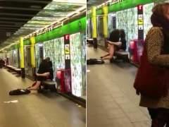 Sexo en el metro