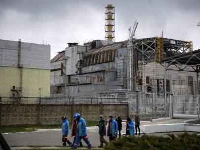 Chernóbil, 30 años después