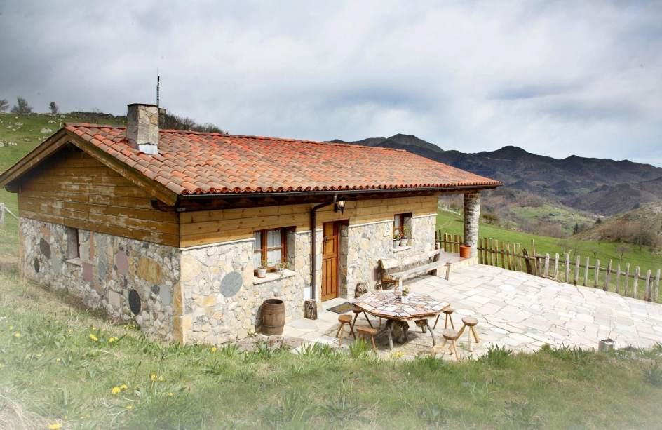 Las casas rurales de cyl alcanzan un 57 88 por ciento de - Casas rurales en la provenza ...