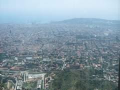 Una ola de polvo africano empeora la calidad del aire en Barcelona