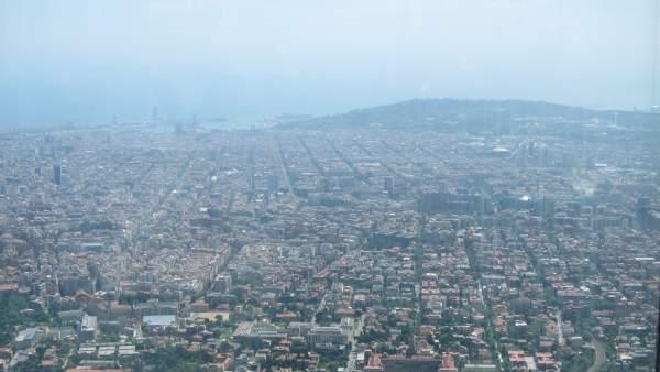 Calidad del aire en barcelona