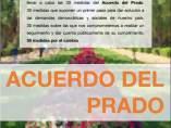 Acuerdo del Prado