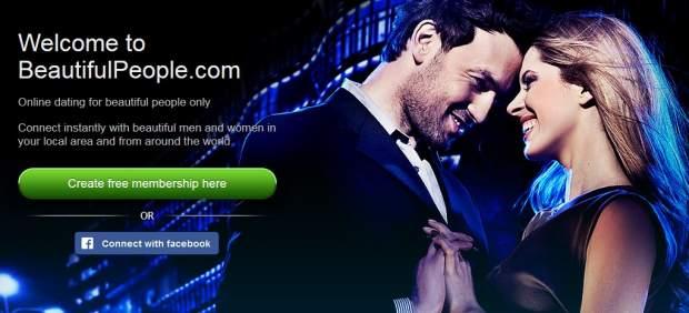 Desvelados datos de 1,1 millones de usuarios de Beautiful, la web en la que ligan los guapos