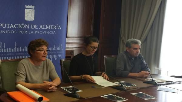 La Diputación se suma al campamento internacional Topo-Sorbas 2016.