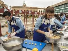 'Masterchef' rinde homenaje este miércoles a Cervantes en Almagro