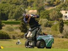 """Sebas Lorente: """"Pude volver a jugar al golf 23 años después"""""""