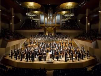La Orquesta y Coro Nacionales de España