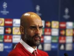 Guardiola carga contra los médicos del Bayern