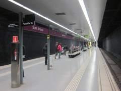 Servicios mínimos del Metro hasta el jueves