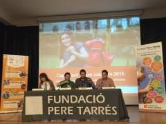 """La Fundació Pere Tarrés presenta la nueva campaña """"Ningún niño sin colonias""""."""