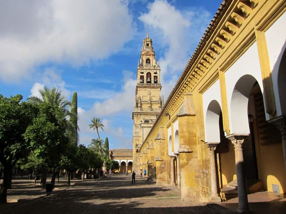 DÓNDE. La Mezquita-Catedral de Córdoba, mejor sitio de interés en Europa
