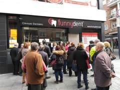 Funnydent planea reabrir en junio, terminar tratamientos y pagar a bancos