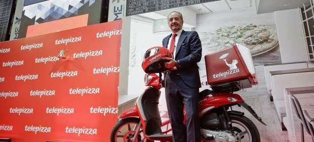 Telepizza prevé contar con 30 locales en el noroeste de Rusia para el año 2019