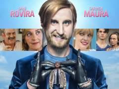 Dani Rovira, irreconocible en el cartel de su nueva película