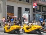 Vehículos de alquiler para hacer turismo en Barcelona.