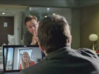 Película 'Snowden'