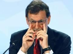 """Mariano Rajoy: """"No creo que sea bueno para el partido ni para el país que yo me vaya"""""""