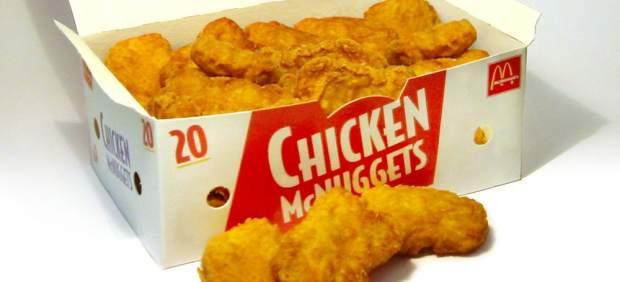 McNuggets de pollo