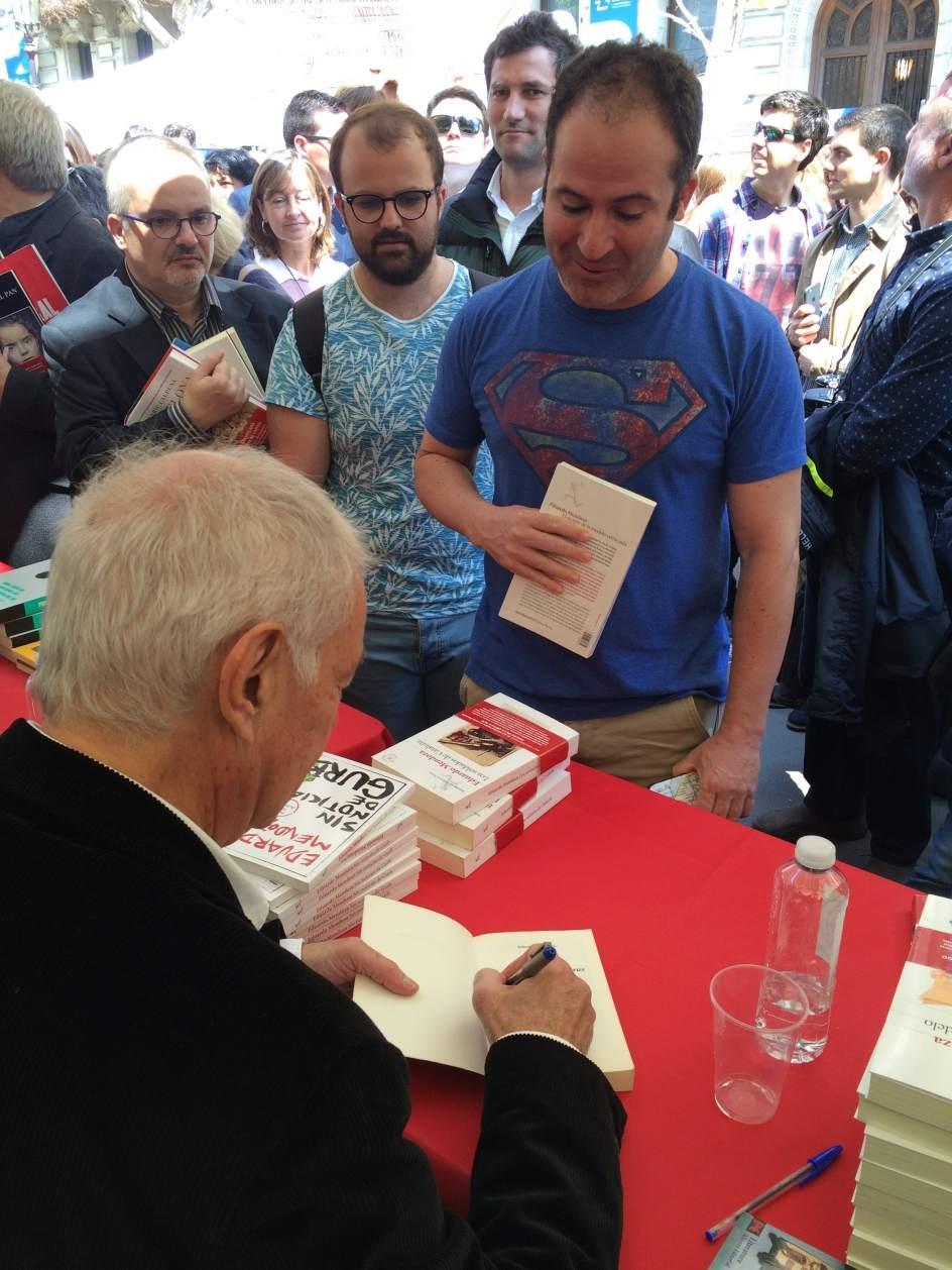 Lista de las firmas de autores m s preciadas del sant jordi 2017 en barcelona - Casa del libro barcelona passeig de gracia ...