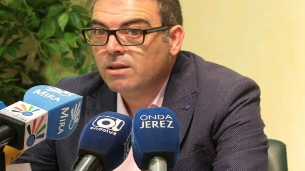 Lorenzo Amor, presidente de la Asociación de Autónomos