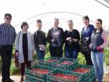 Blogueras francesas visitan Huelva.