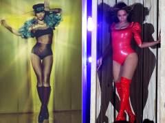 El enésimo destrozo de Beyoncé con el Photoshop