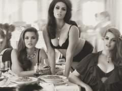 Portada de Vogue Italia con modelos curvys