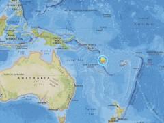 Un terremoto de 7 grados de magnitud sacude Vanuatu