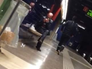 Escándalos en el Metro de Barcelona