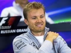 Rosberg, el más rápido en los primeros libres del GP de Rusia