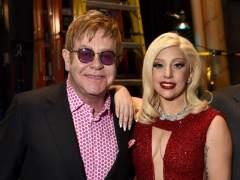 Ropa solidaria de Lady Gaga y Elton John