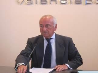 Rafael Aznar en imagen de archivo