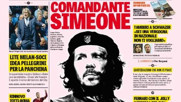 'Cholo' Simeone