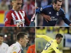 El fútbol español, a punto de lograr lo nunca visto