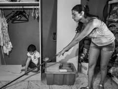 Cuatro de cada diez madres solas tiene problemas con los gastos