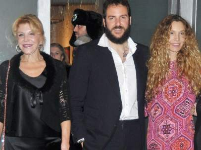 Blanca Cuesta, Borja Thyssen y Tita