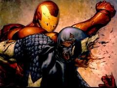 Las batallas entre superhéroes llegan a la gran pantalla