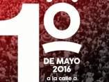 Manifestaciones del 1 de mayo