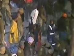 Al menos 7 muertos y heridos tras un derrumbe en Nairobi