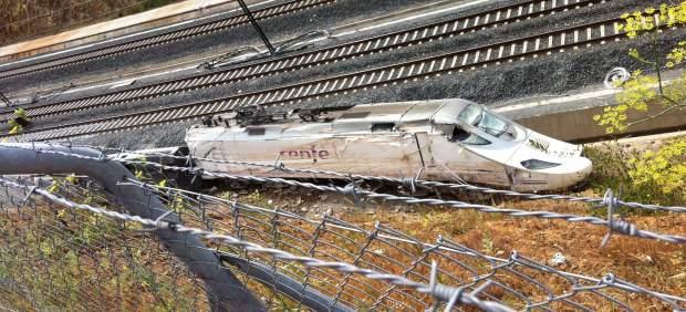 La Justicia obliga a reabrir la investigación del accidente del Alvia a Santiago