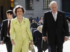 Los reyes Juan Carlos y Sofía hacen su primer viaje juntos en dos años