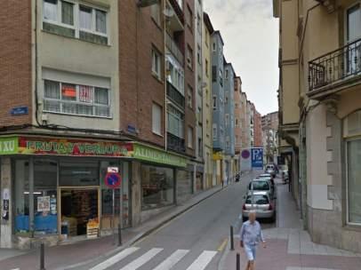 Atropello en Santander