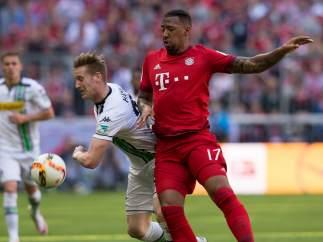 Bayern-Borussia Mönchengladbach