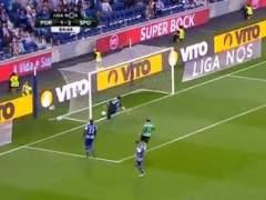 Otra cantada de Casillas en una nueva derrota del Oporto
