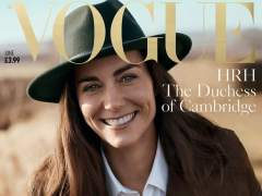 La duquesa de Cambridge, portada de 'Vogue' por el centenario de la revista