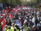 Manifestación del 1 de mayo