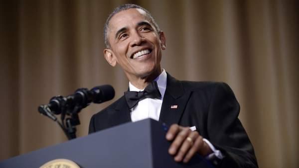 Obama se despide a lo Kobe
