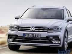 Volkswagen Tiguan, más espacioso